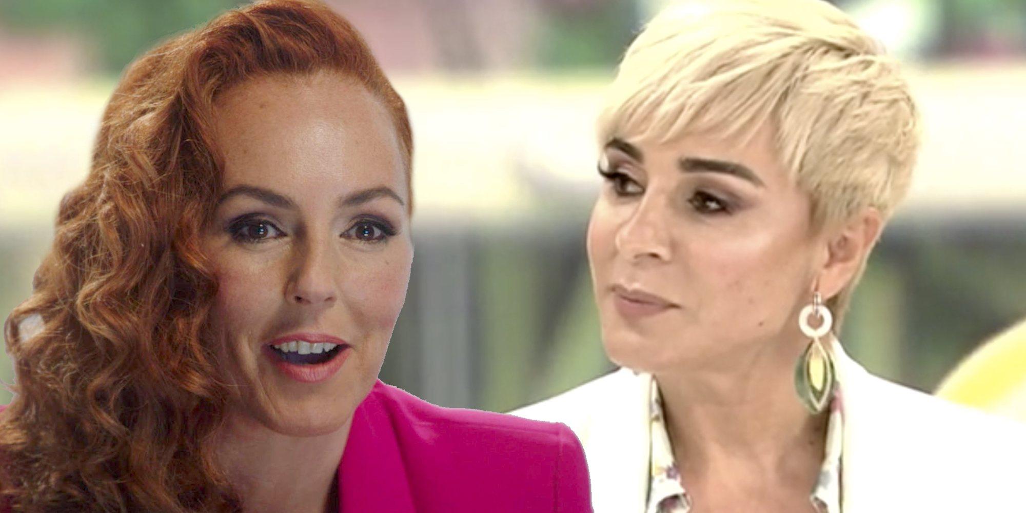 "Ana María Aldón está ""harta"" de la docu-serie de Rocío Carrasco: ""Me preocupa la salud de Ortega Cano"""
