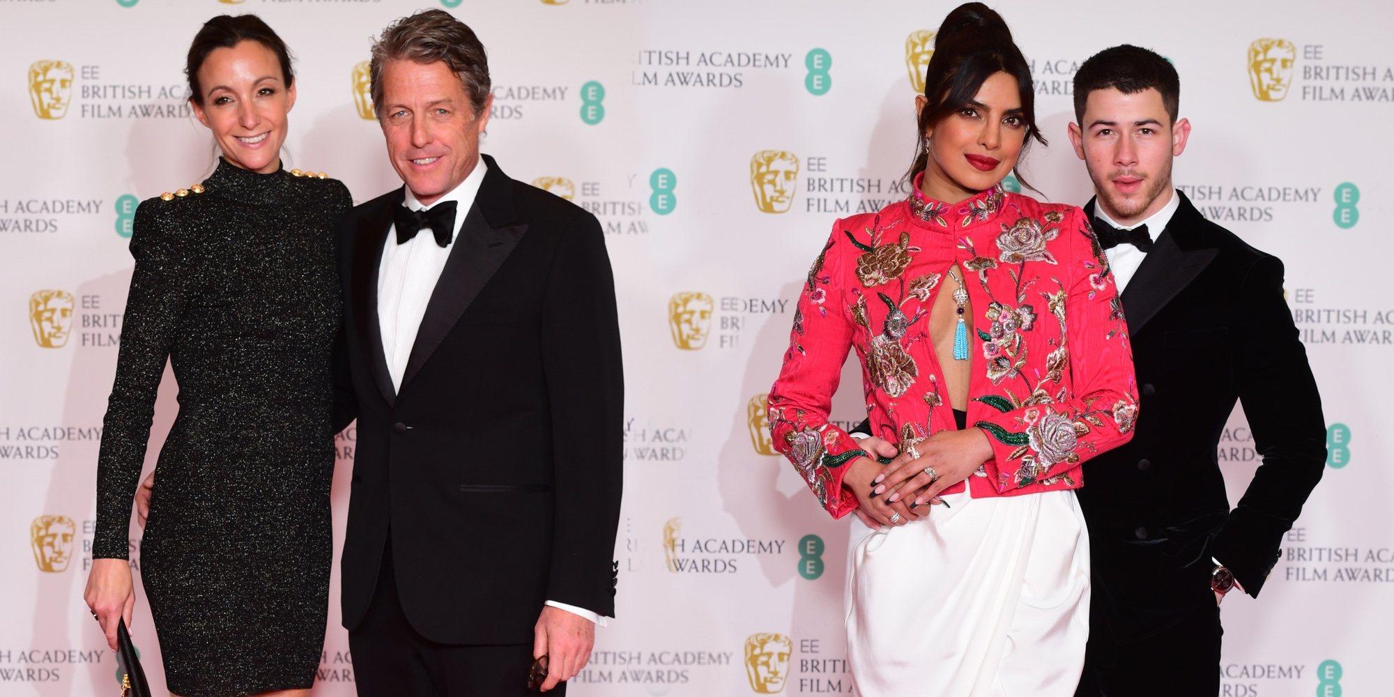BAFTA 2021: elegante alfombra roja y 'Nomadland', la flamante triunfadora de la noche