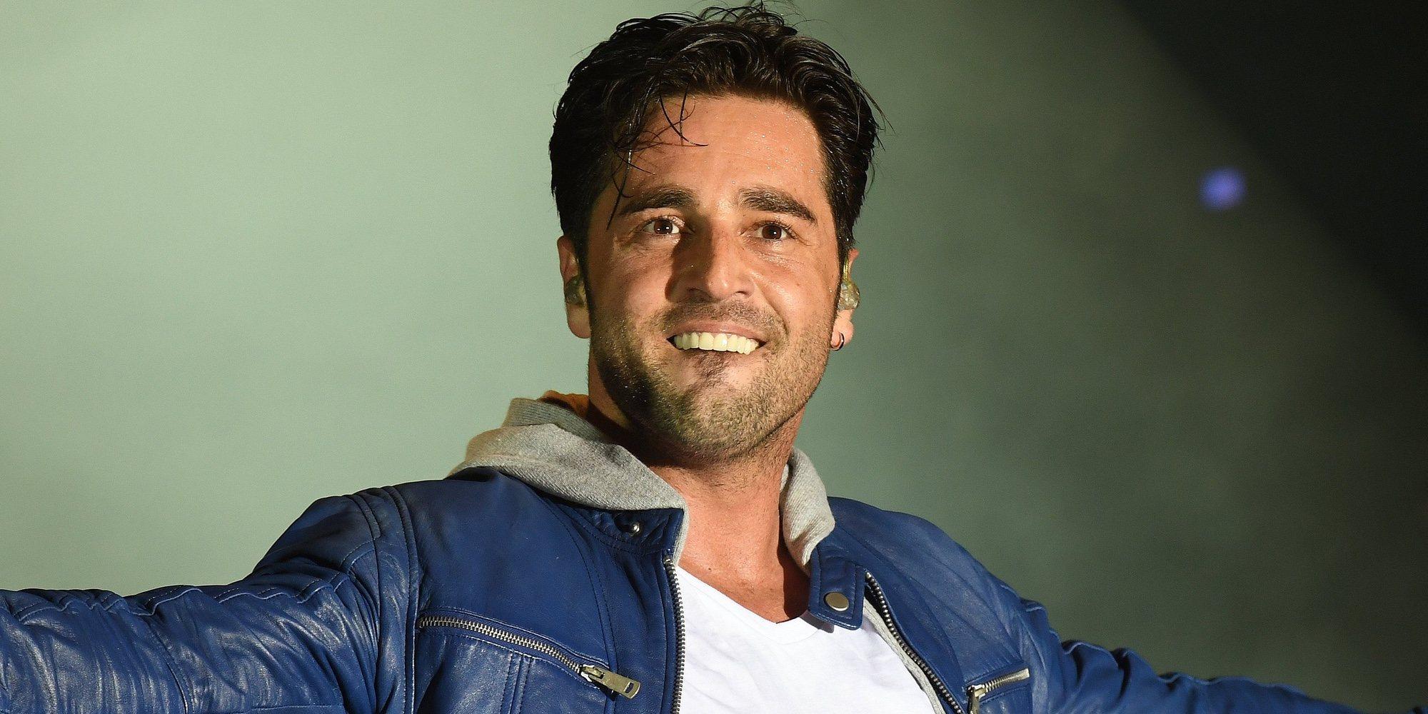 David Bustamante, nuevo fichaje de 'Masterchef Celebrity 6'