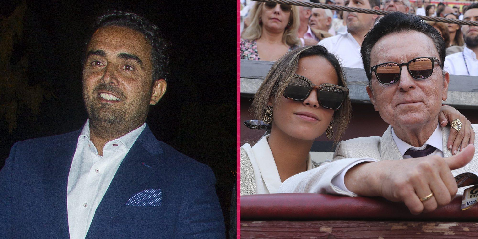 Inesperado encuentro de Ortega Cano y Gloria Camila con Fidel Albiac en plena polémica por Rocío Carrasco