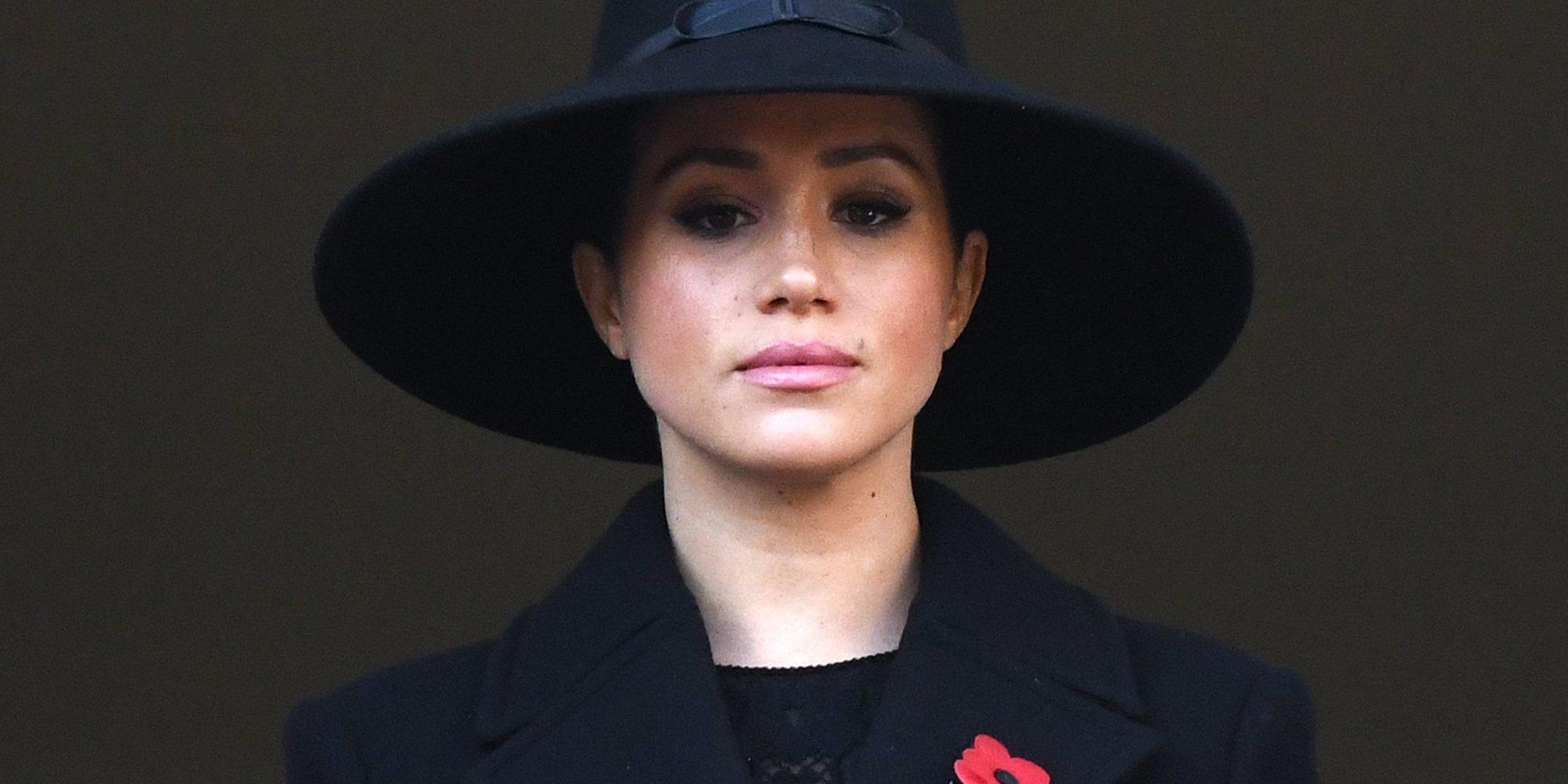 El detalle de Meghan Markle para estar presente en el funeral del Duque de Edimburgo