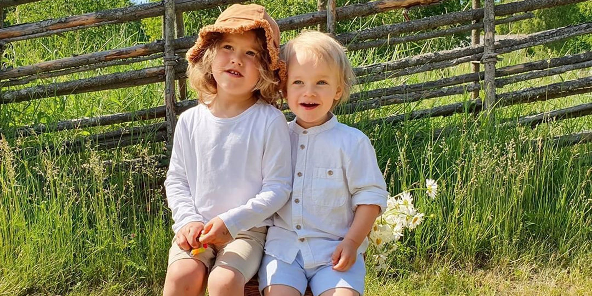 Carlos Felipe y Sofia de Suecia celebran el 5 cumpleaños de Alejandro de Suecia revelando fotos y detalles de su hijo