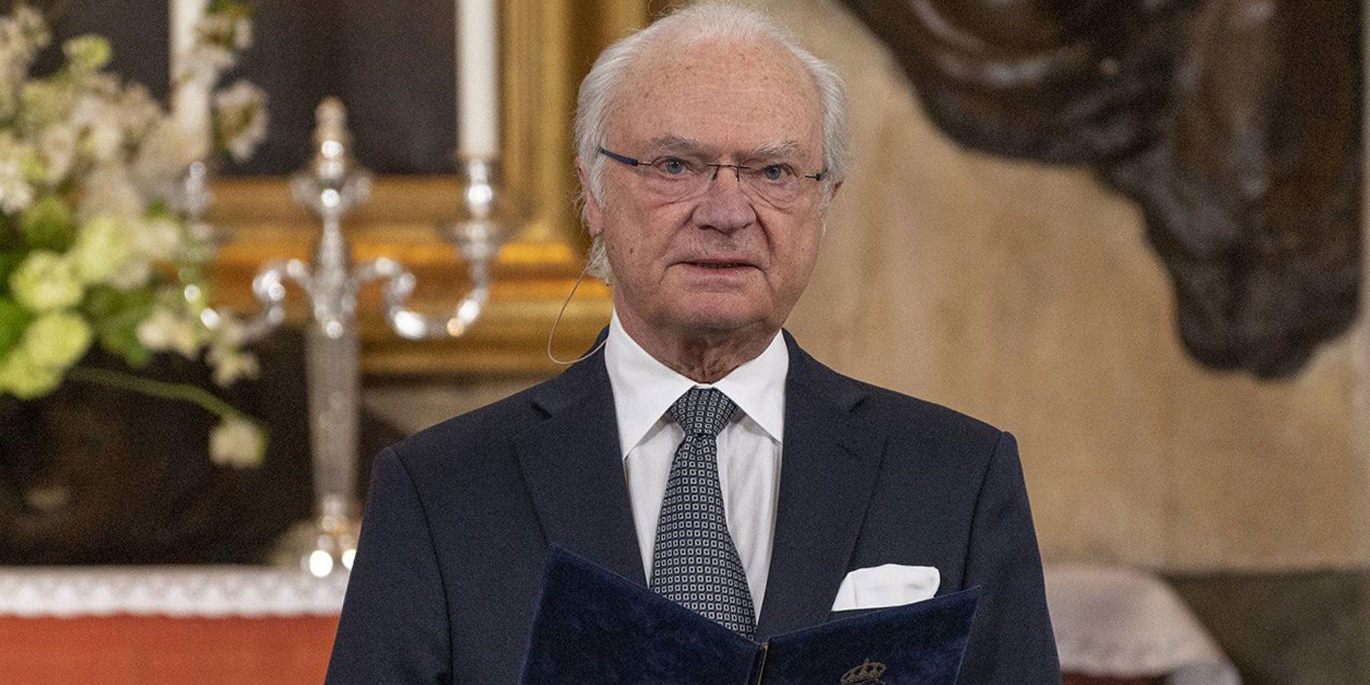Carlos Gustavo de Suecia no renuncia a celebrar su 75 cumpleaños: así serán los festejos