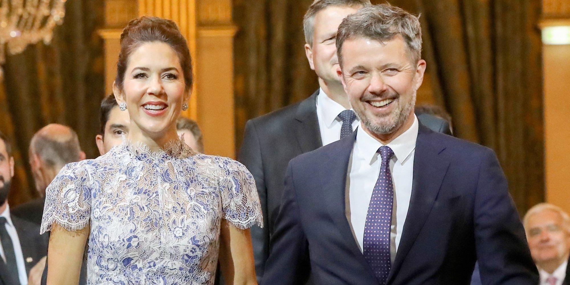La mudanza de la Familia Real Danesa con la que Federico y Mary de Dinamarca vuelven a sus orígenes