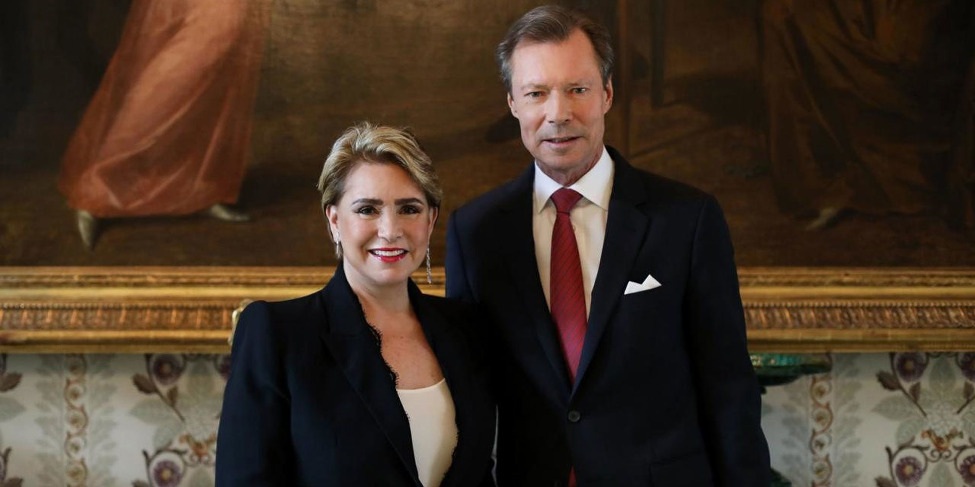 Los Grandes Duques de Luxemburgo reciben la vacuna contra el coronavirus