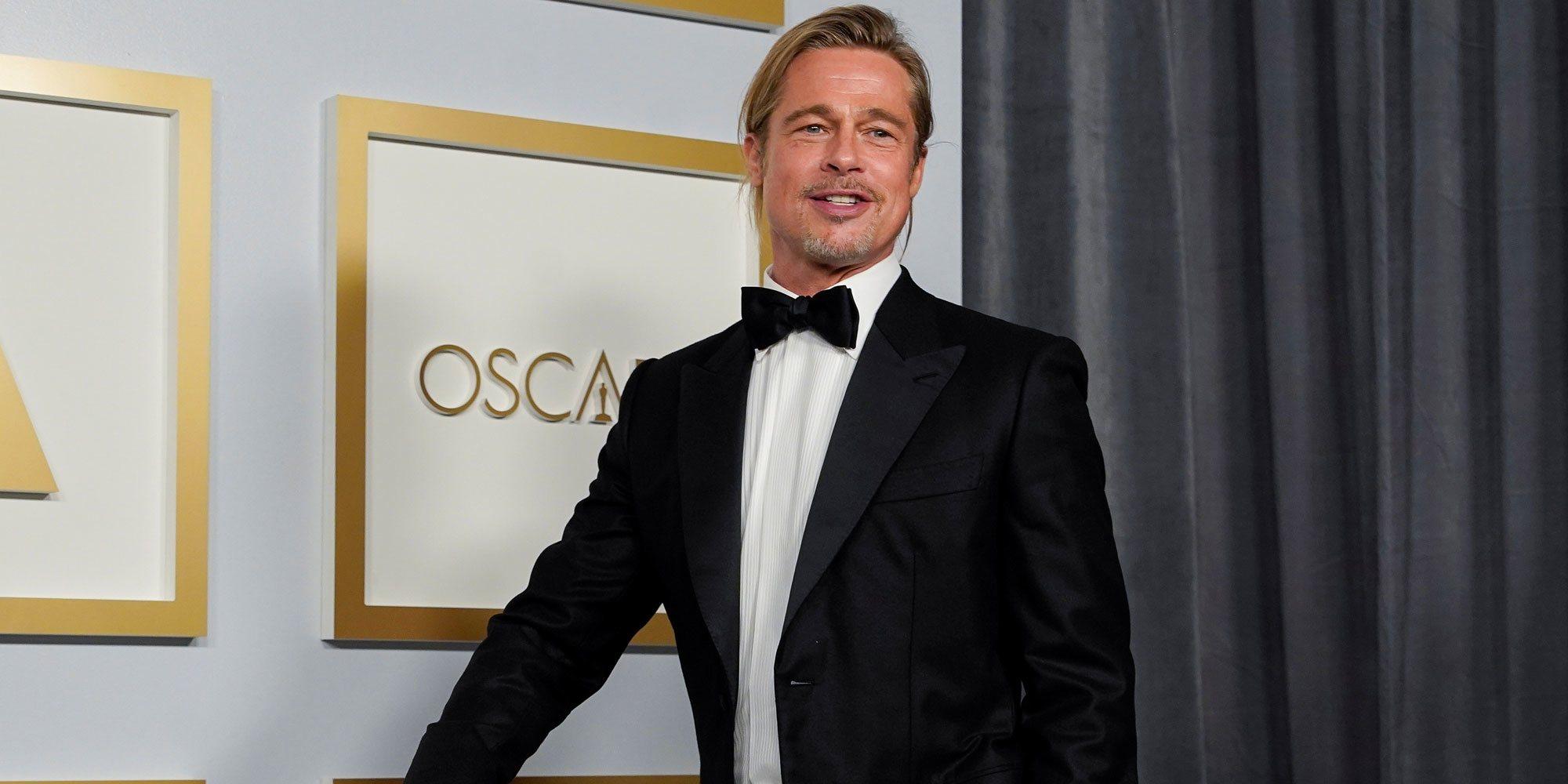 Brad Pitt en los Oscars 2021: presentador y protagonista de una anécdota con Youn Yuh-jung
