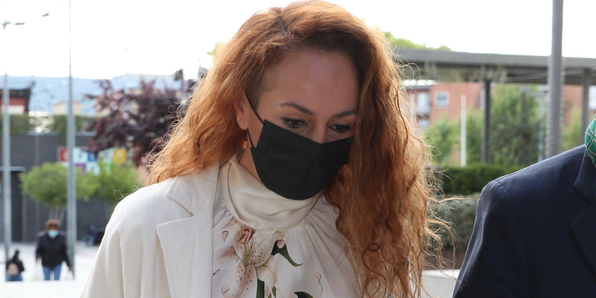 Rocío Carrasco vuelve a los juzgados tras ser demandada por Antonio David Flores