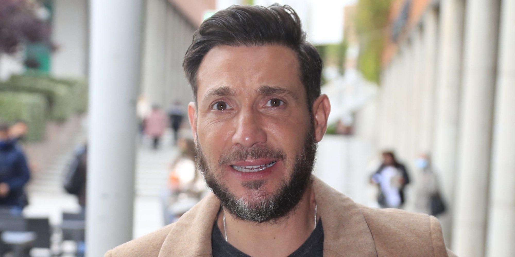 Antonio David Flores está desbordado por la serie documental de Rocío Carrasco