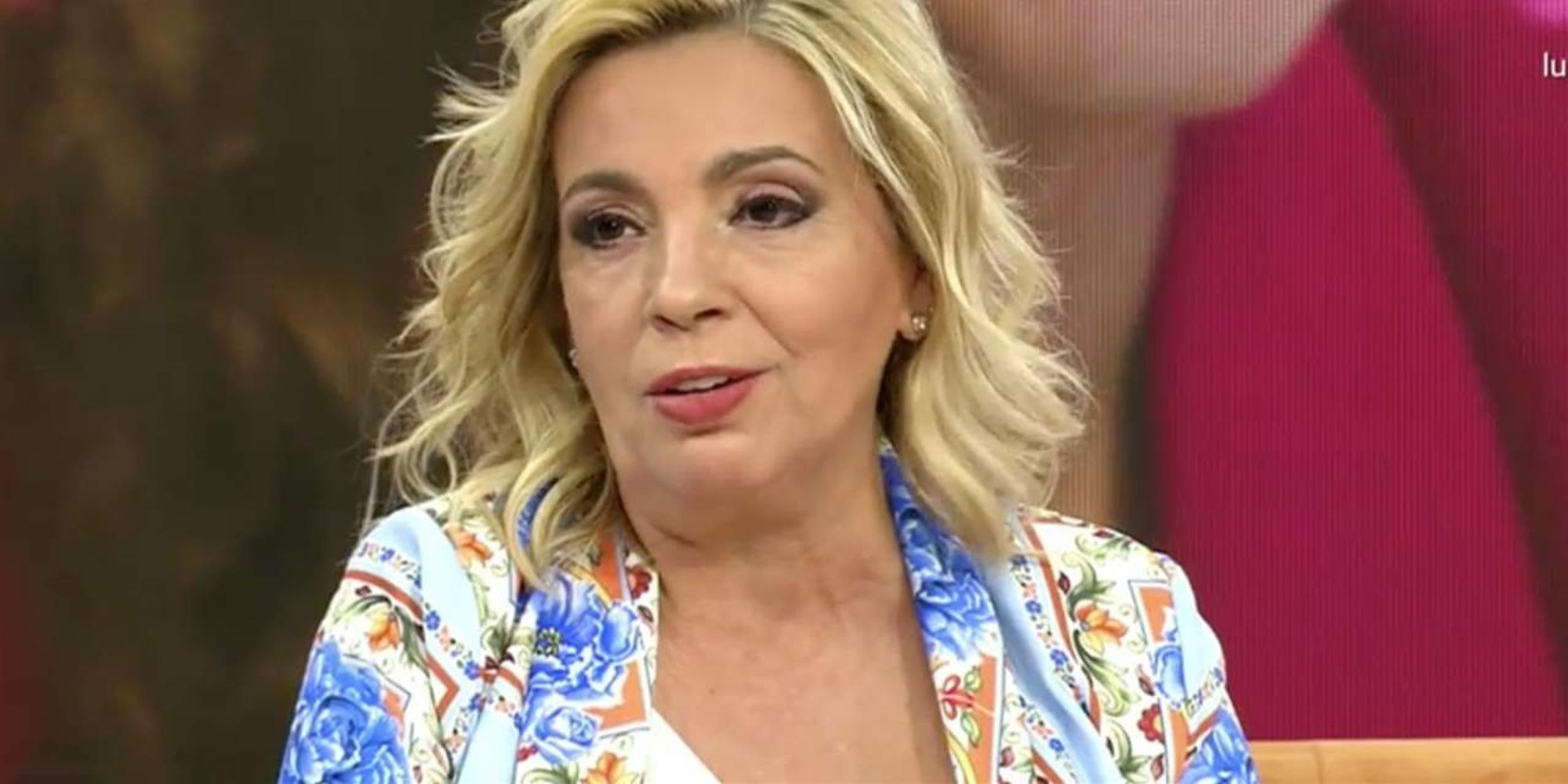 Carmen Borrego cuenta el motivo por el que ella y su familia nunca hablaron del drama de Rocío Carrasco