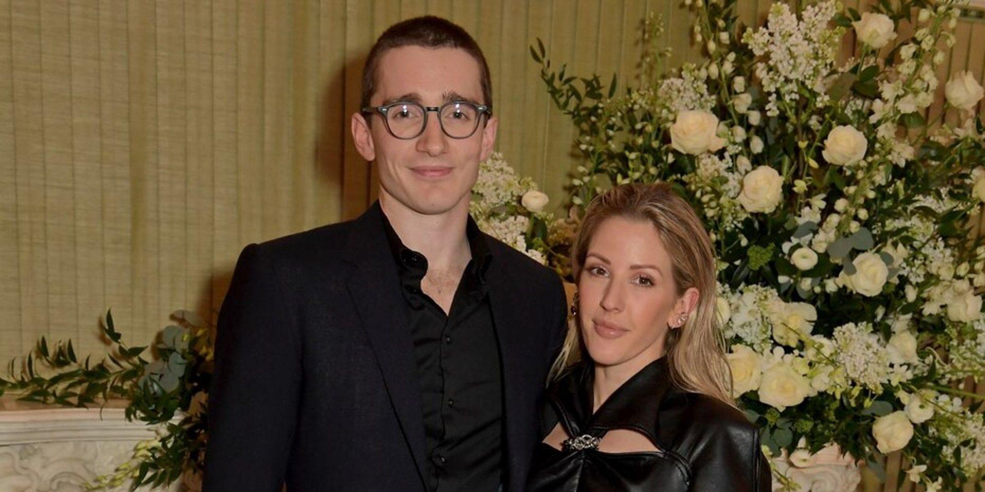 Ellie Goulding y Caspar Jopling han sido padres por primera vez