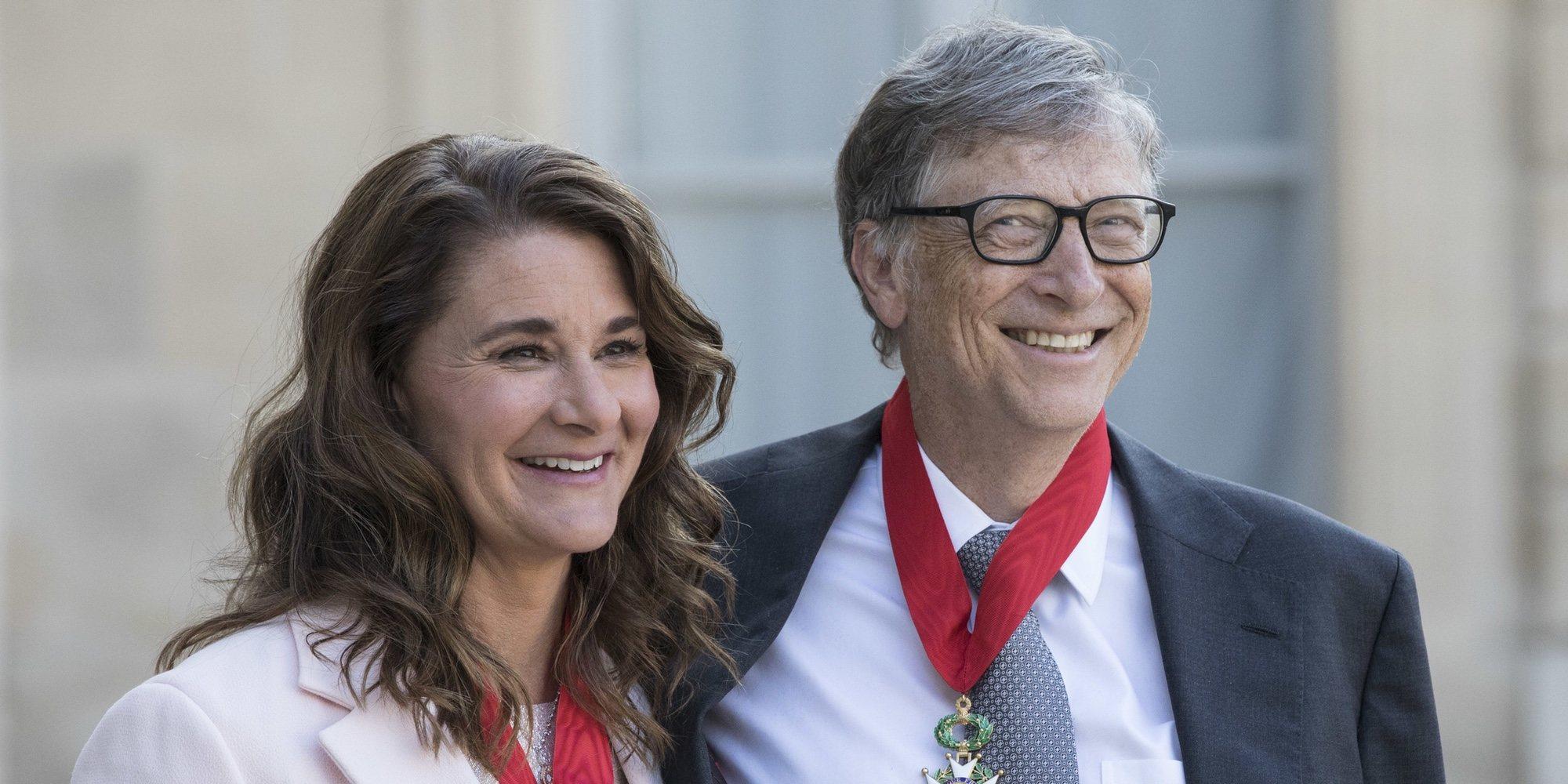 Bill Gates y Melinda Gates anuncian su divorcio tras 27 años de matrimonio