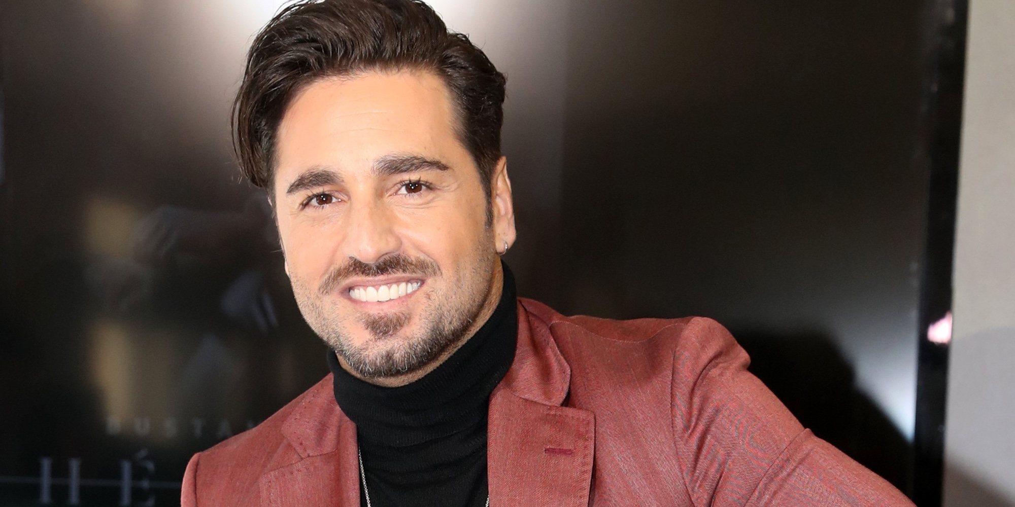 David Bustamante se sincera como nunca sobre su relación con Yana Olina y con su exmujer Paula Echevarría