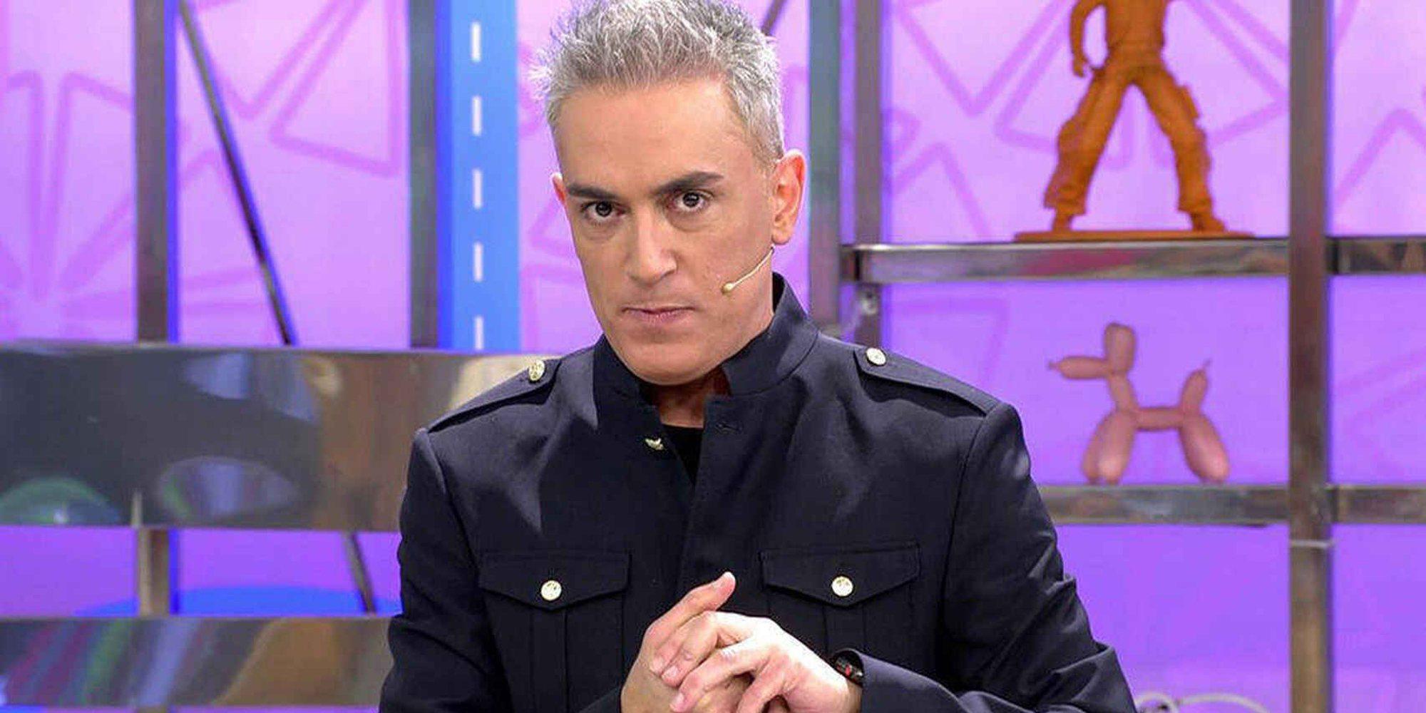 Kiko Hernández, harto de las mentiras de Antonio David Flores sobre él, le manda un contundente mensaje