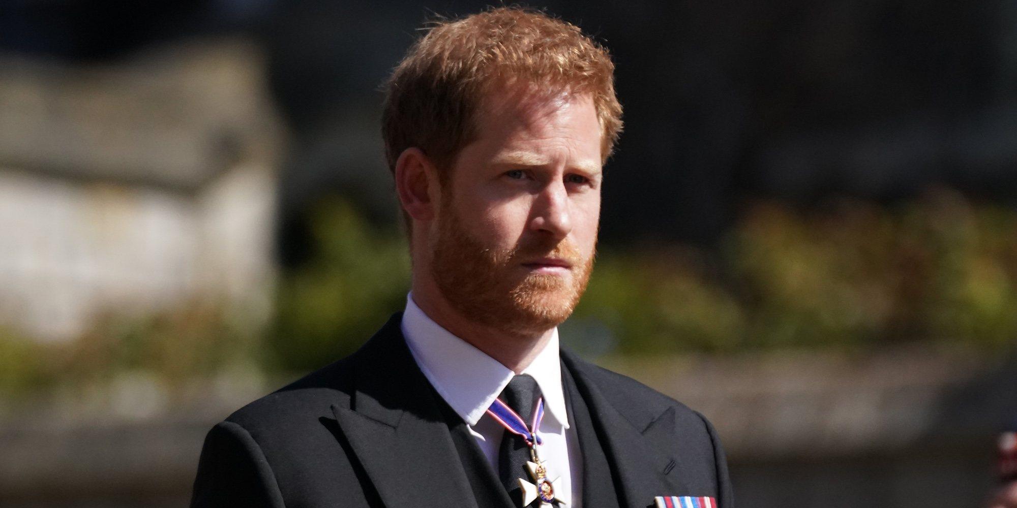 El Príncipe Harry revela lo que le dijo Meghan Markle y que le hizo dejar la Casa Real