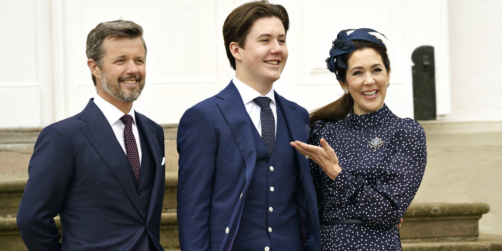 Los invitados estrella de la Confirmación de Christian de Dinamarca que no fallaron