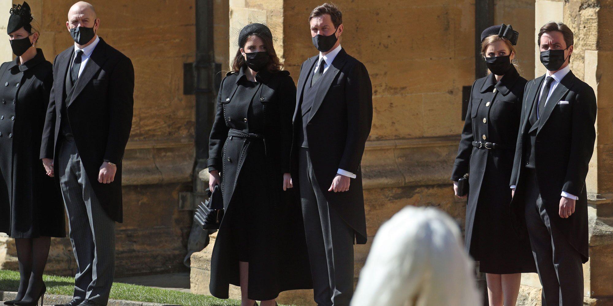 4 bebés y un funeral: el baby boom de la Familia Real Británica en el año de la muerte del Duque de Edimburgo