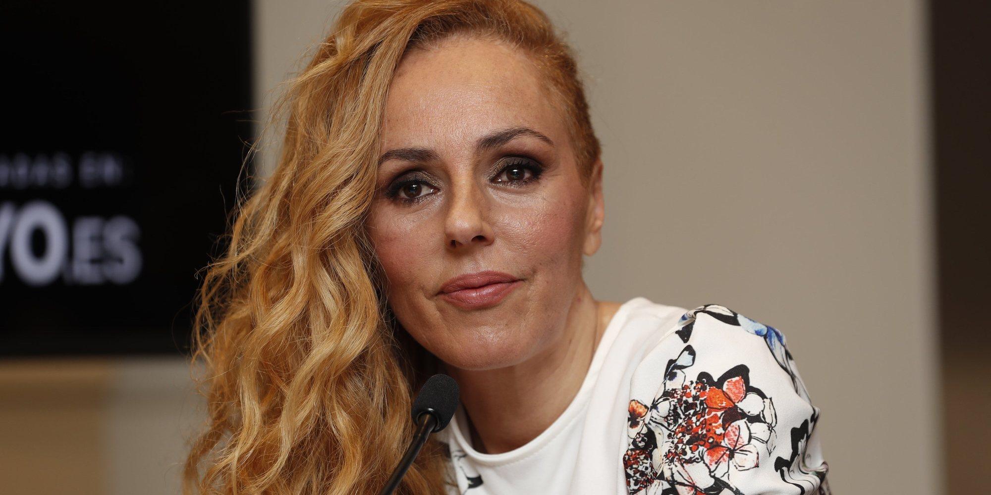 """Rocío Carrasco: """"Con la declaración de mi hijo David Flores he sido consciente de cosas que no sabía"""""""