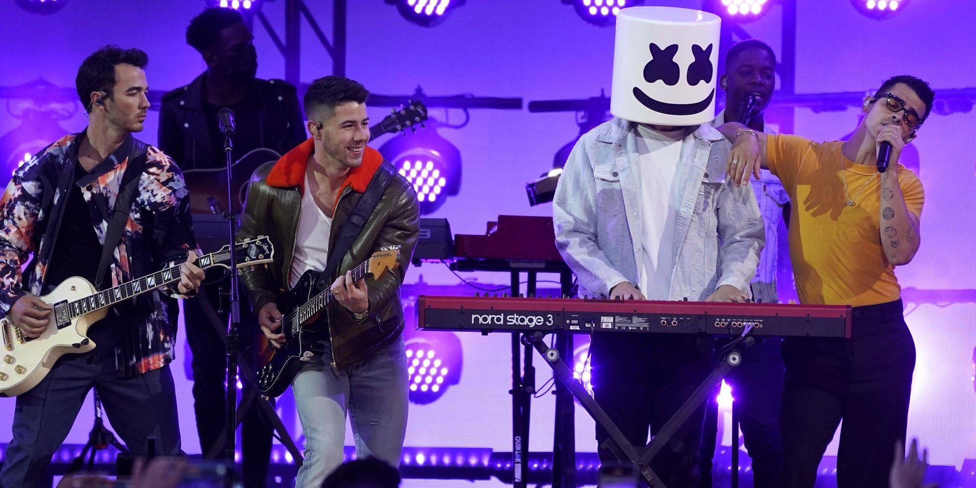 Las grandes actuaciones de los Billboard Music Awards 2021: los Jonas Brothers, el gran broche final