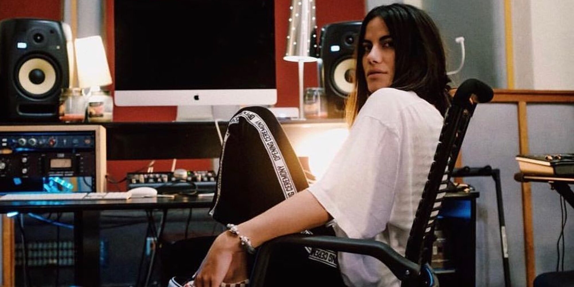 """Sofi de la Torre: """"Respeto tanto a Pablo Alborán como compositor que escucharlo cantar algo mío me emociona"""""""