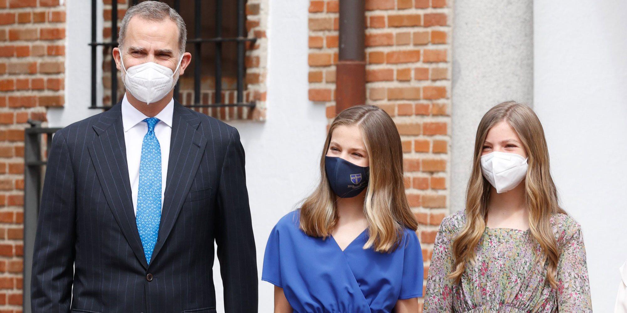 El error de Casa Real con el Rey Felipe y el acierto con la Princesa Leonor y la Infanta Sofía