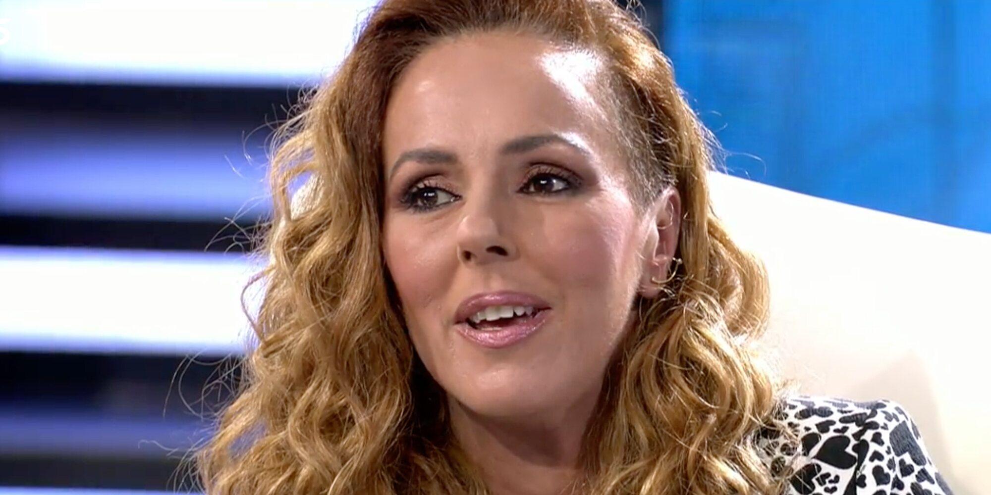 """Rocío Carrasco: """"Espero que mis hijos tomen decisiones, pero que no las tome nadie por ellos con mentiras"""""""