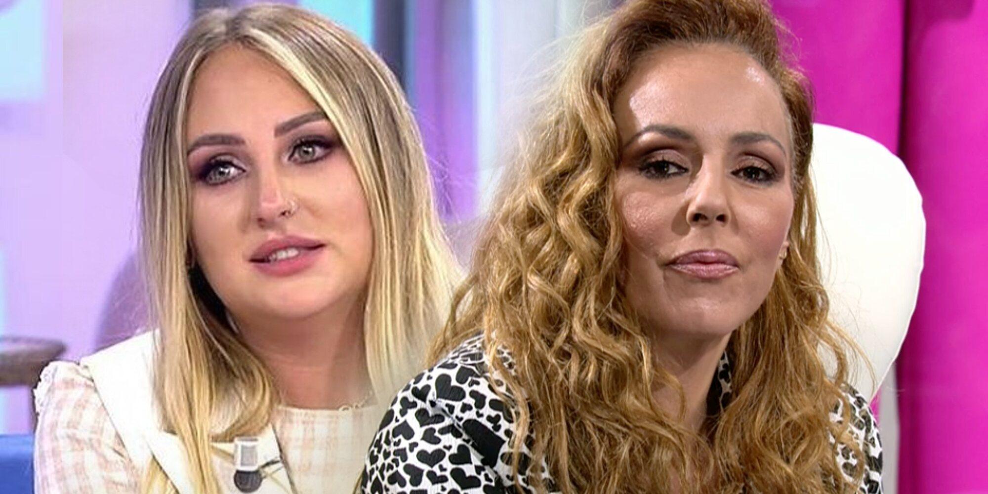 """Rocío Carrasco, tras escuchar a Rocío Flores: """"Sigue siendo la misma del 27 de julio de 2012"""""""