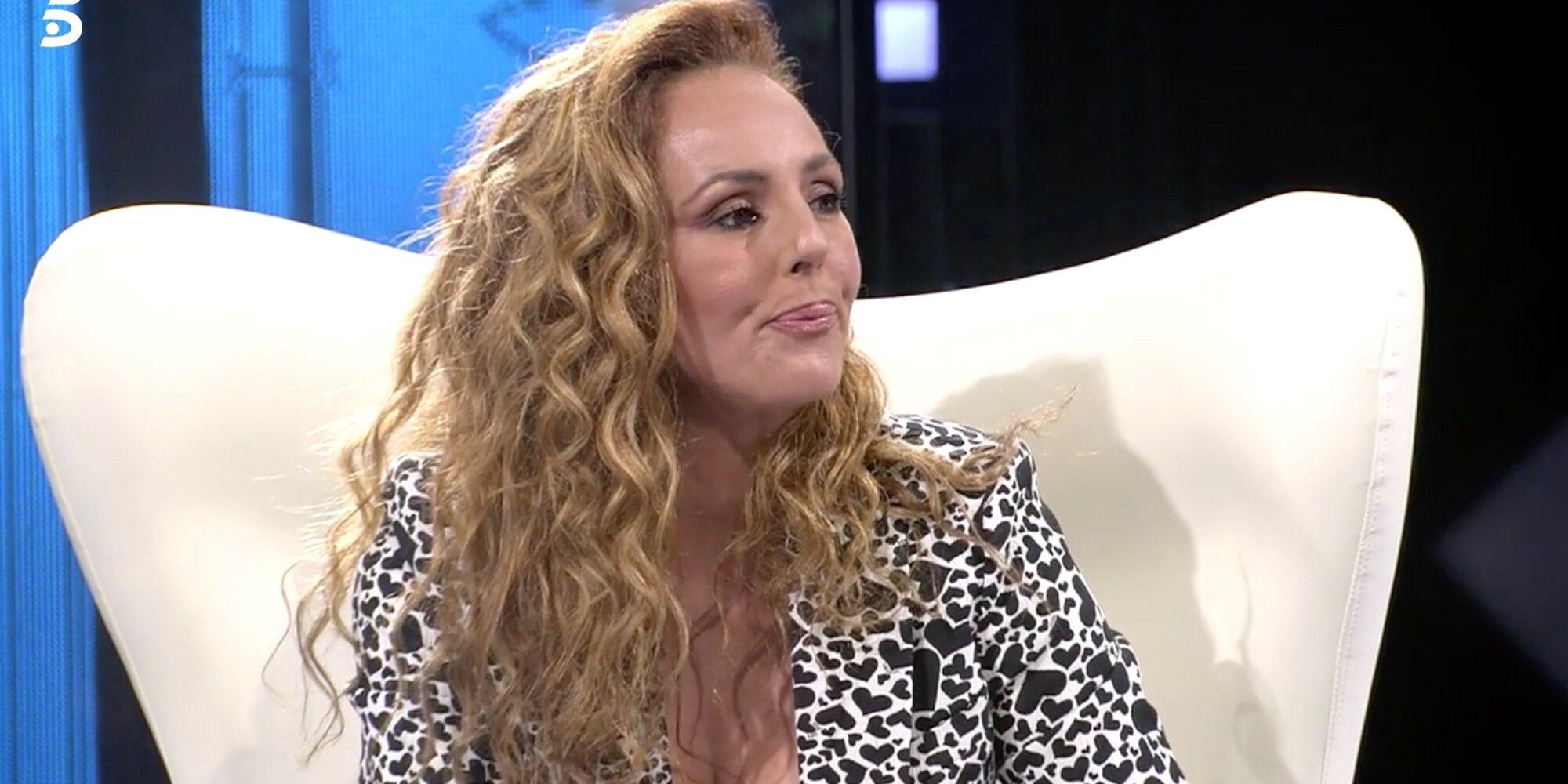 """Rocío Carrasco: """"El único responsable de mi estado emocional y de mi intento de suicidio se llama Antonio David"""""""