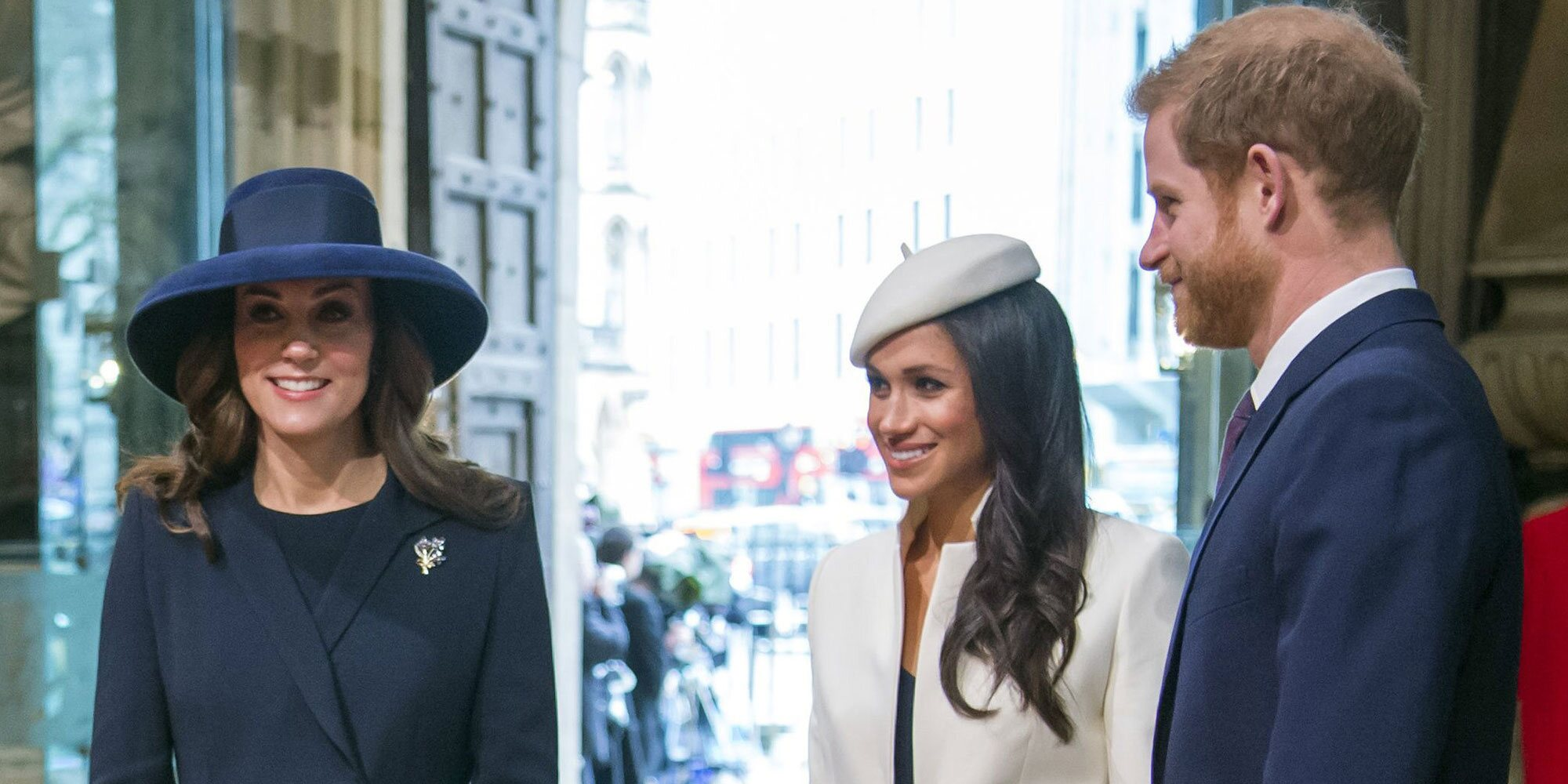 Lo que esperaba Kate Middleton del Príncipe Harry y Meghan Markle y no pudo lograr
