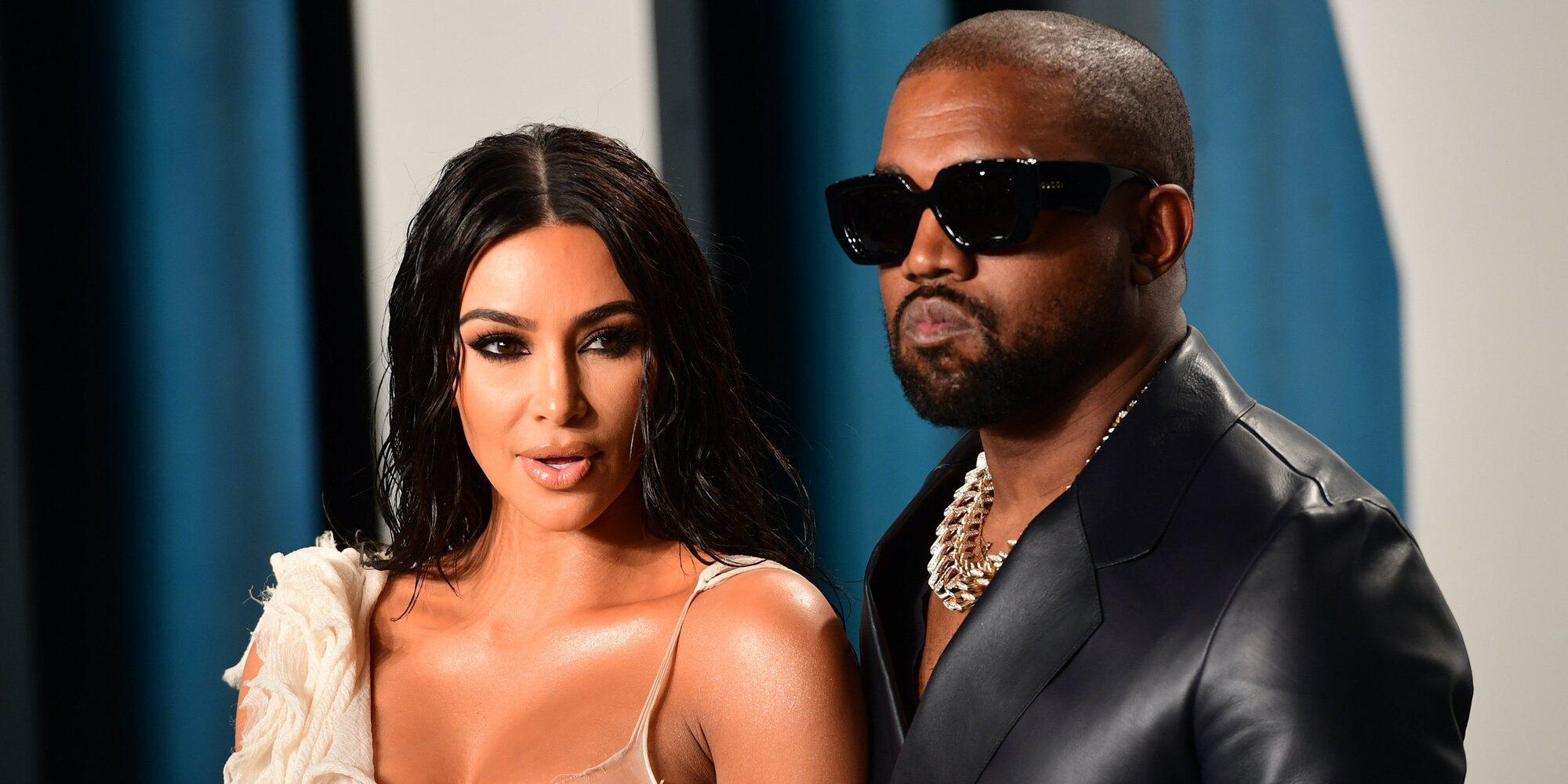 """Kim Kardashian habla por primera vez de su divorcio con Kanye West en 'KUWTK': """"Me siento una fracasada"""""""