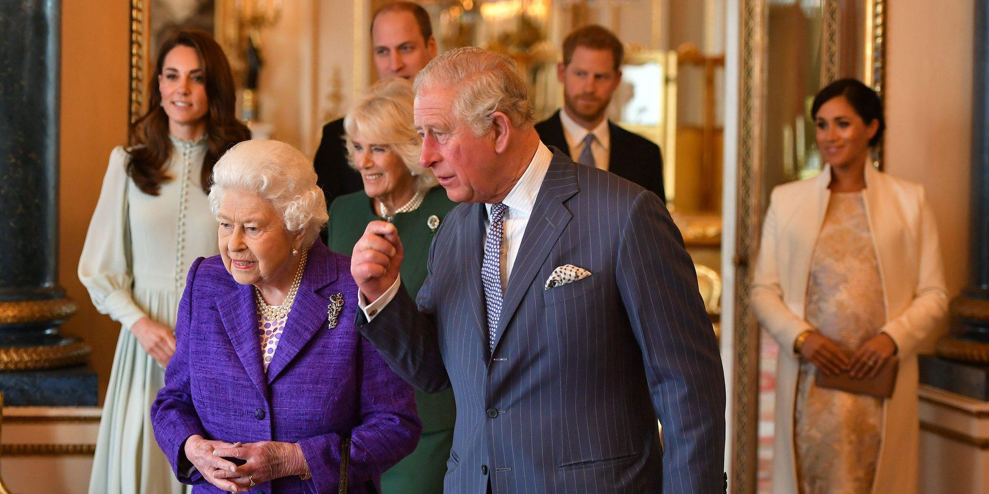 La reacción oficial de la Familia Real Británica ante el nacimiento de Lilibet Diana, segunda hija de Harry y Meghan