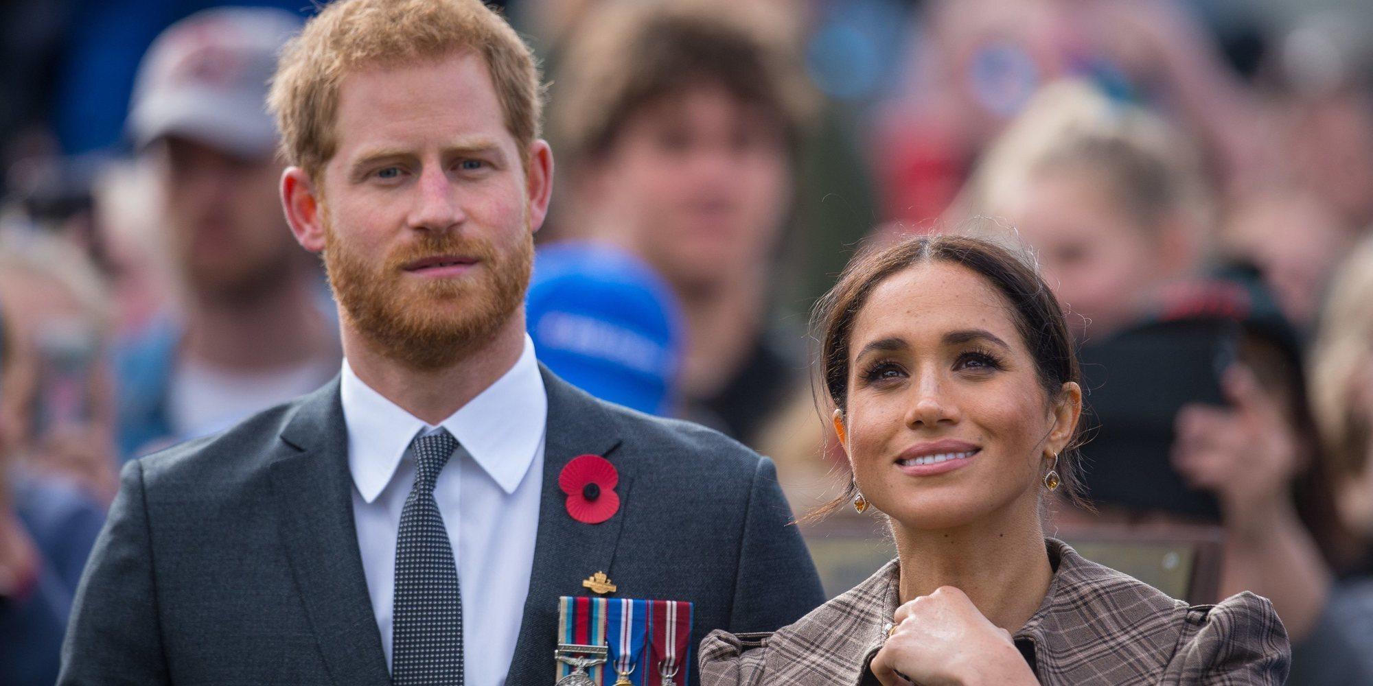 Las contradicciones entre el Príncipe Harry y Meghan Markle y la Casa Real Británica con Lilibet Diana