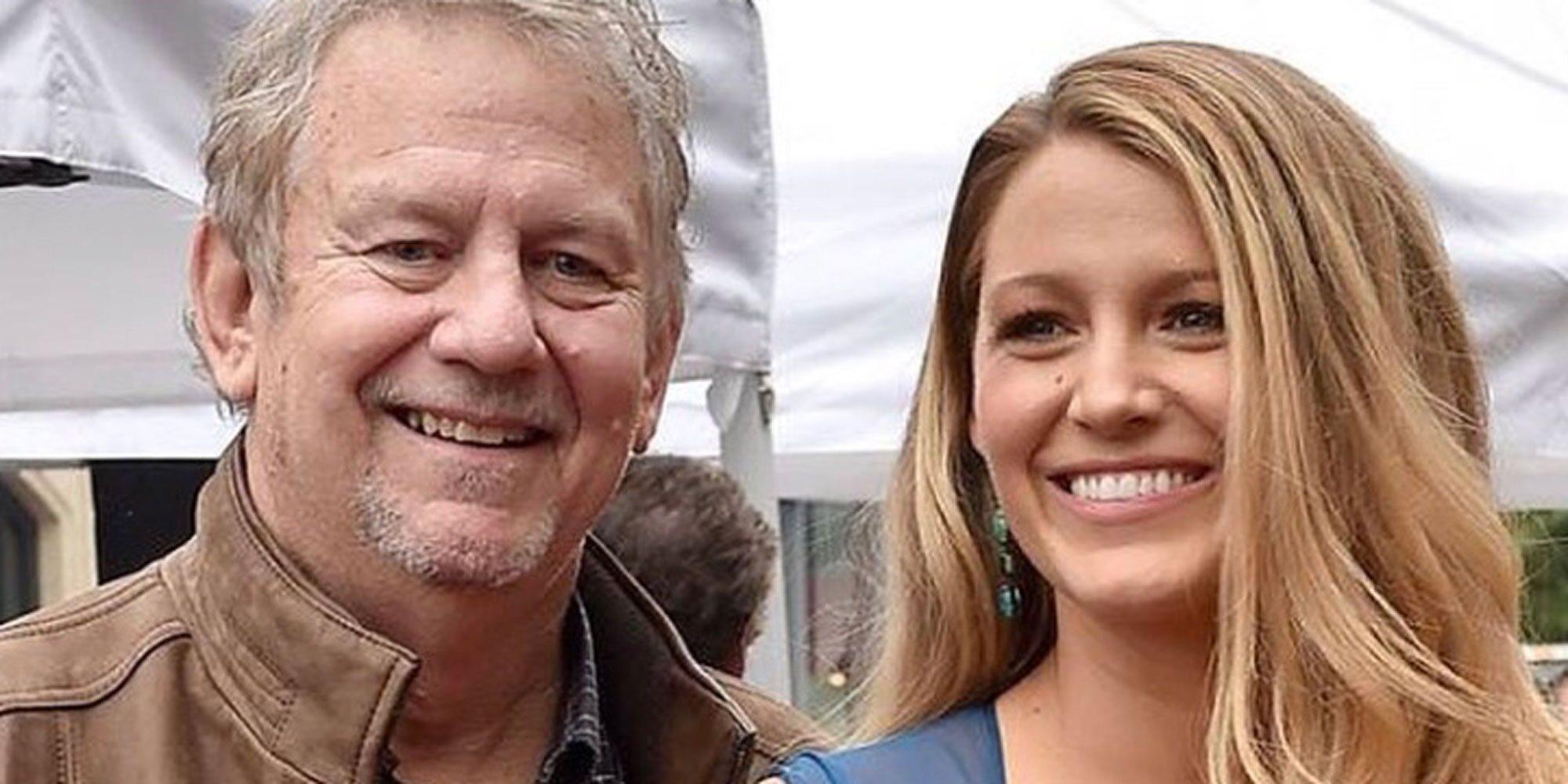 Muere el padre de Blake Lively, Ernie Lively, tras sufrir problemas cardíacos
