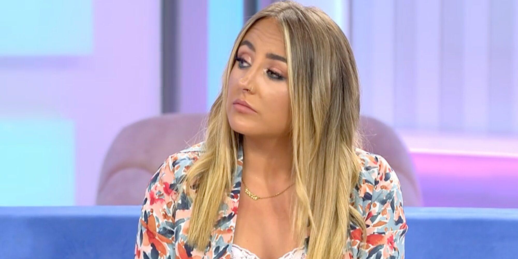"""Rocío Flores defiende que Olga hable de ella y su hermano en 'Supervivientes': """"Es como mi segunda madre"""""""