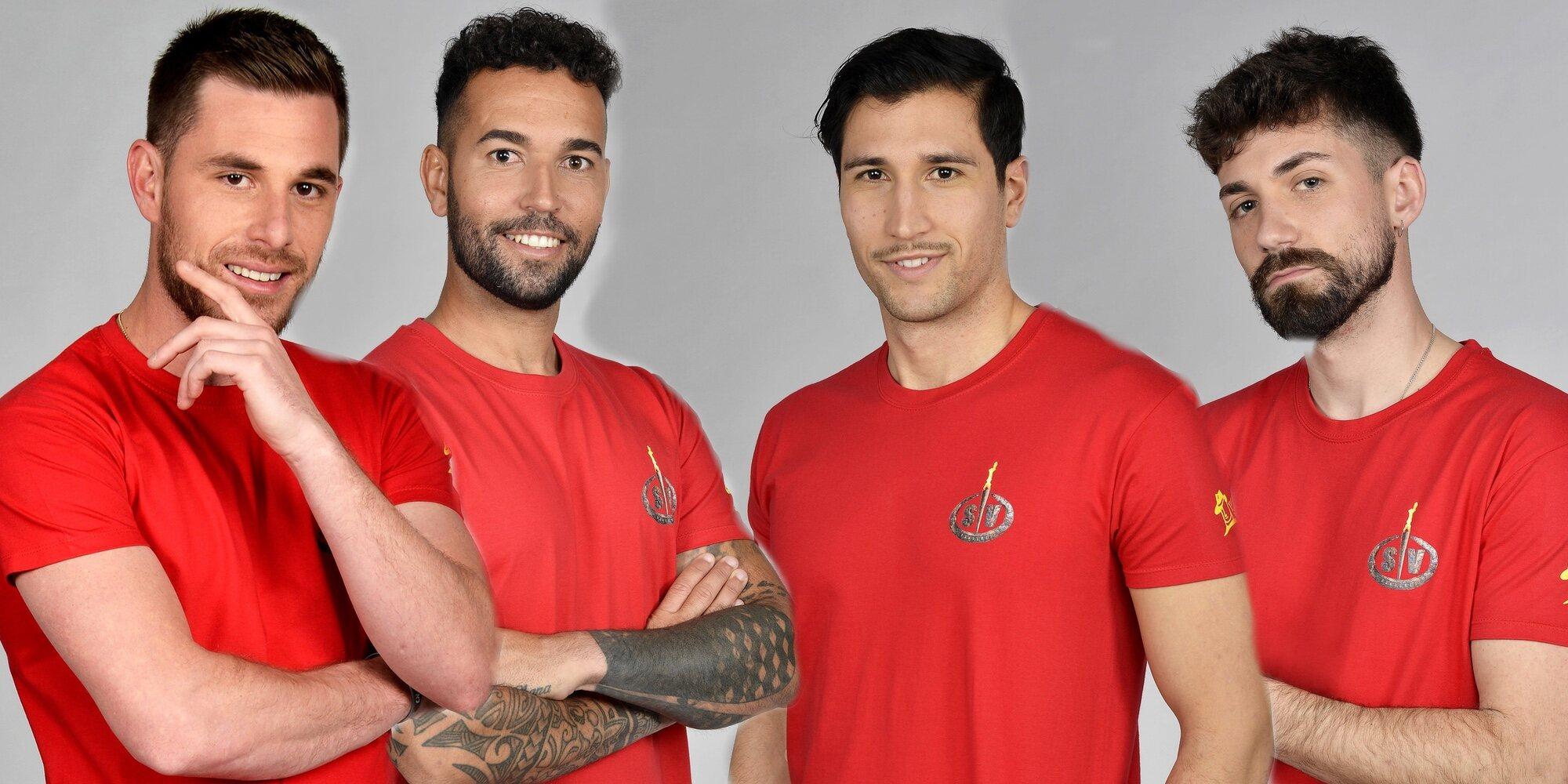 Gianmarco Onestini, Tom Brusse, Alejandro Albalá y Omar Sánchez, nominados de la semana en 'SV 2021'