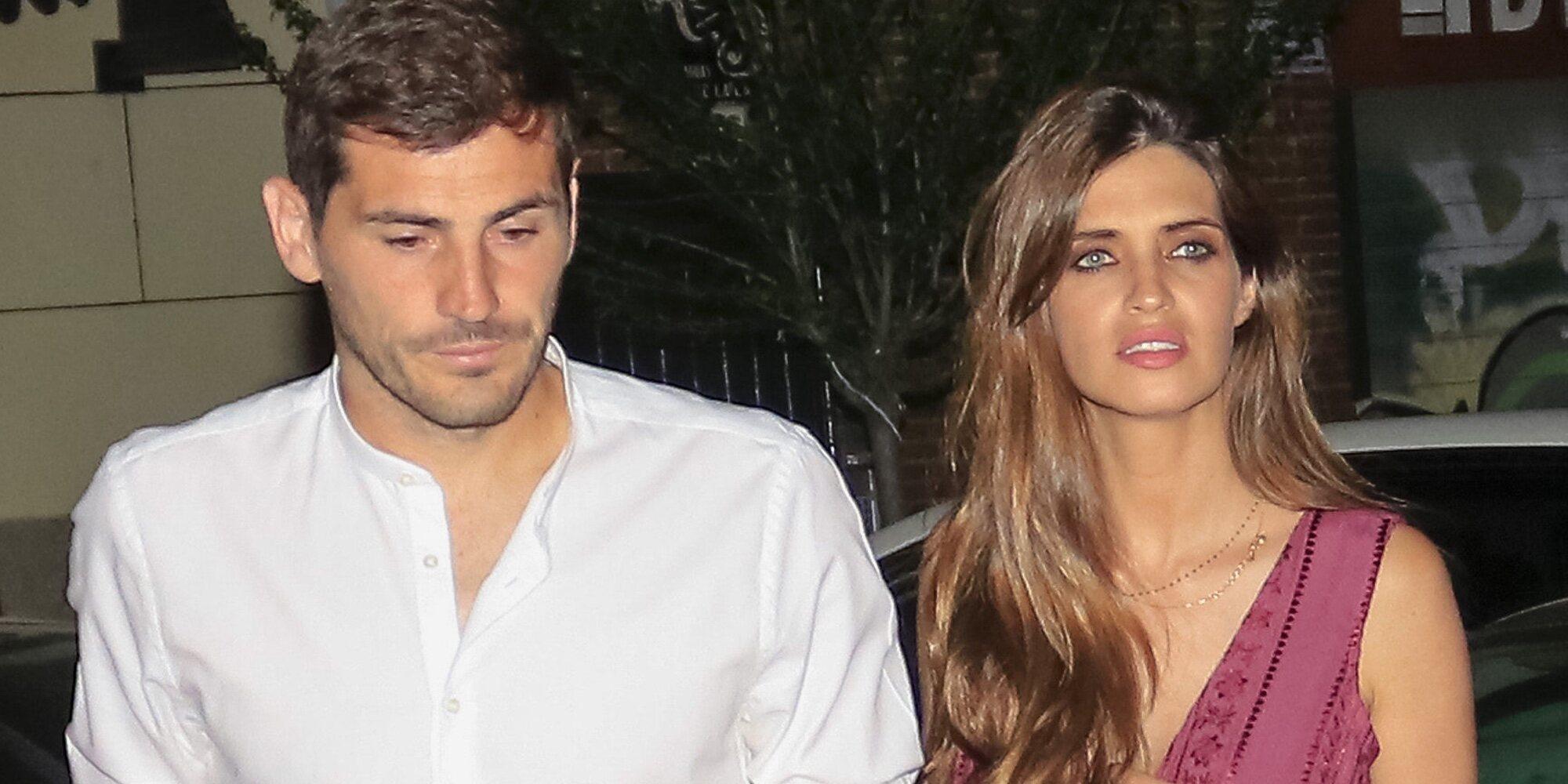 Iker Casillas y Sara Carbonero, vistos juntos por primera vez tras su divorcio