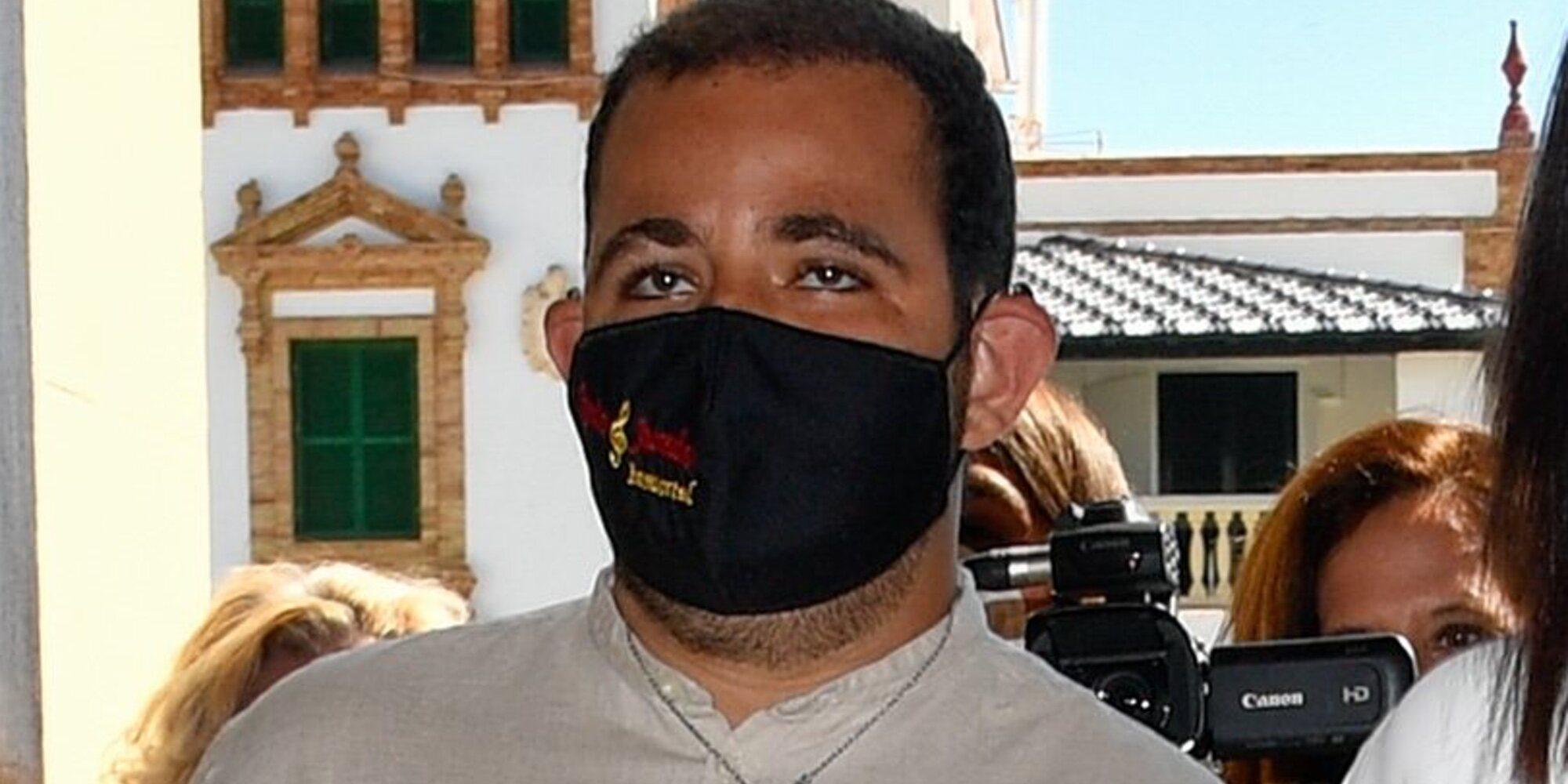 David Flores sigue adelante con la querella contra Rocío Carrasco interpuesta por Antonio David por impago de pensión