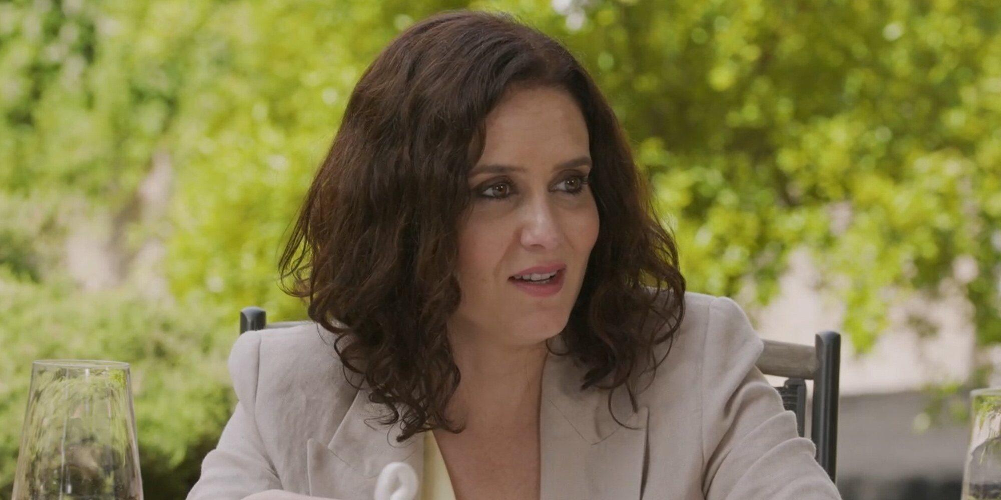 """Isabel Díaz Ayuso habla de la maternidad y de su prototipo de hombre: """"Me gusta uno como Russell Crowe"""""""