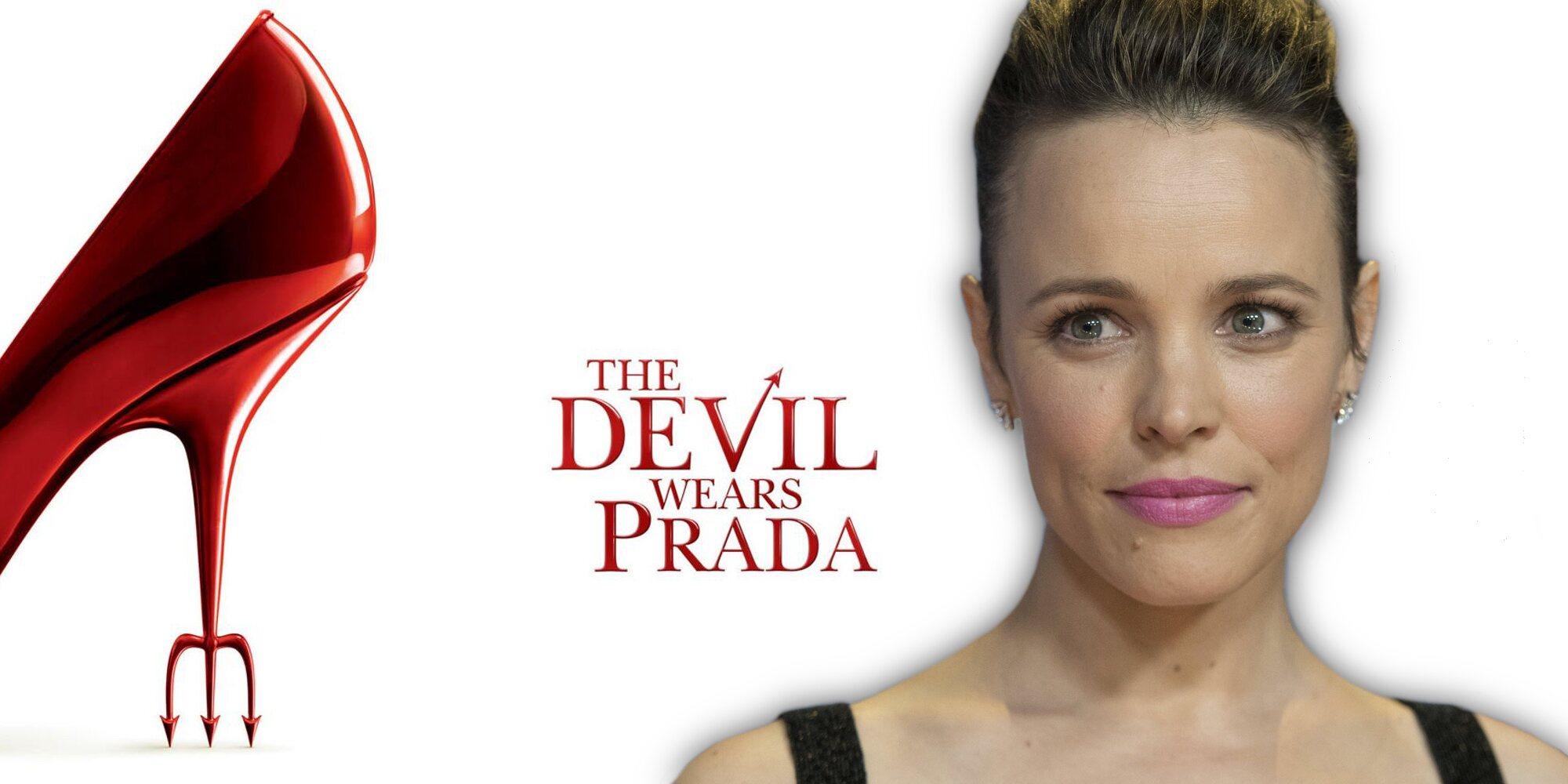 Rachel McAdams rechazó hasta tres veces el papel de Anne Hathaway en 'El diablo viste de Prada'