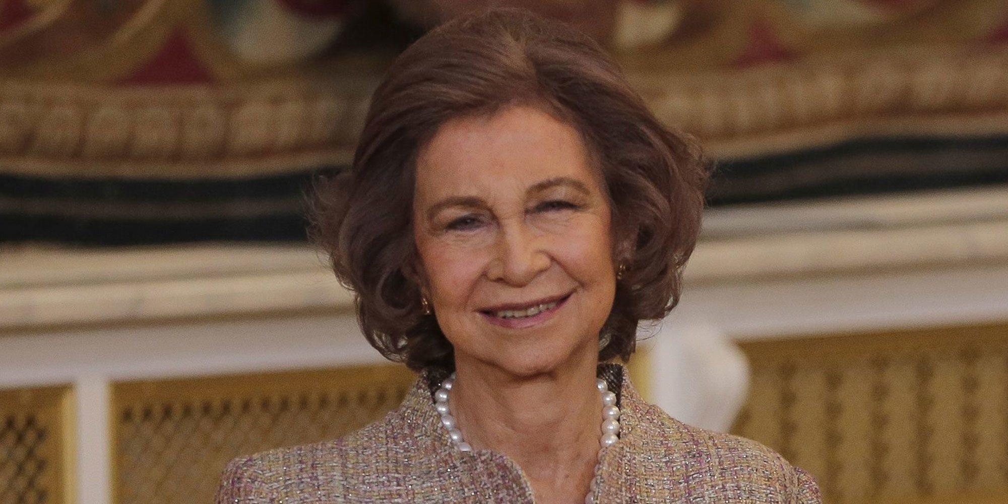 La Reina Sofía elige otro destino marcado por la familia tras su viaje a Grecia