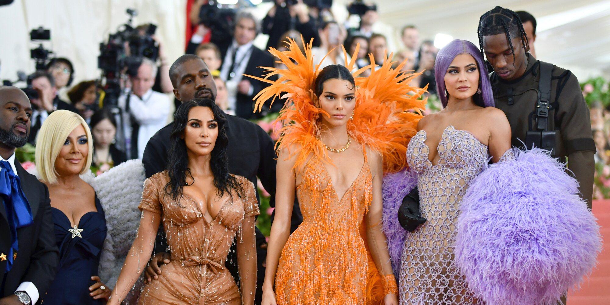 Kanye West deja de seguir a todas las Kardashian-Jenner tras el fin de 'Keeping Up With The Kardashians'