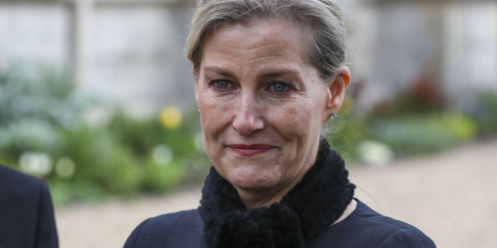 """El dolor de Sophie de Wessex al recordar al Duque de Edimburgo: """"Ha dejado un gran vacío en nuestras vidas"""""""