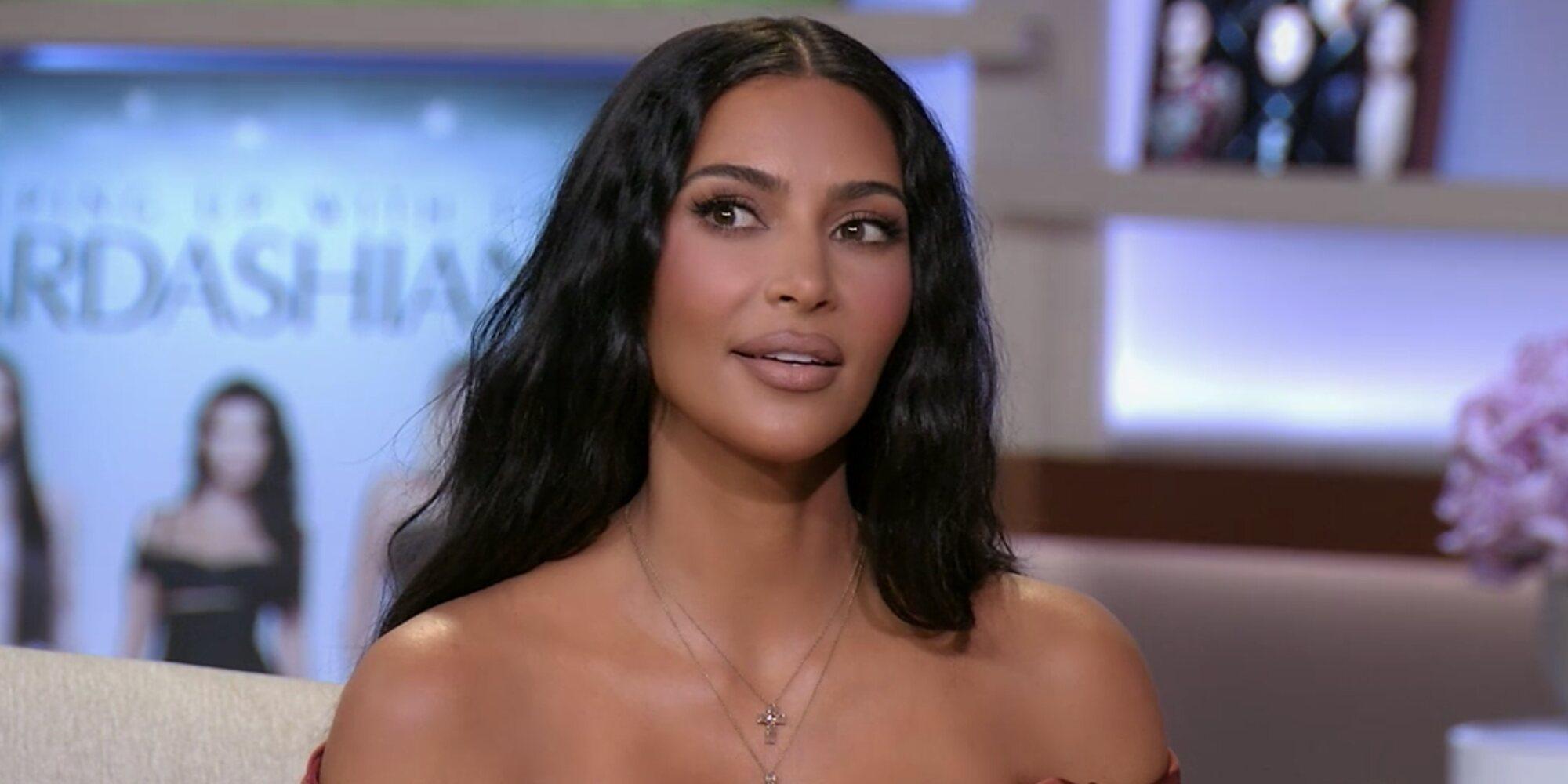 """Kim Kardashian, sobre su boda con Kris Humprhies: """"Me casé porque me sentía presionada por el programa"""""""