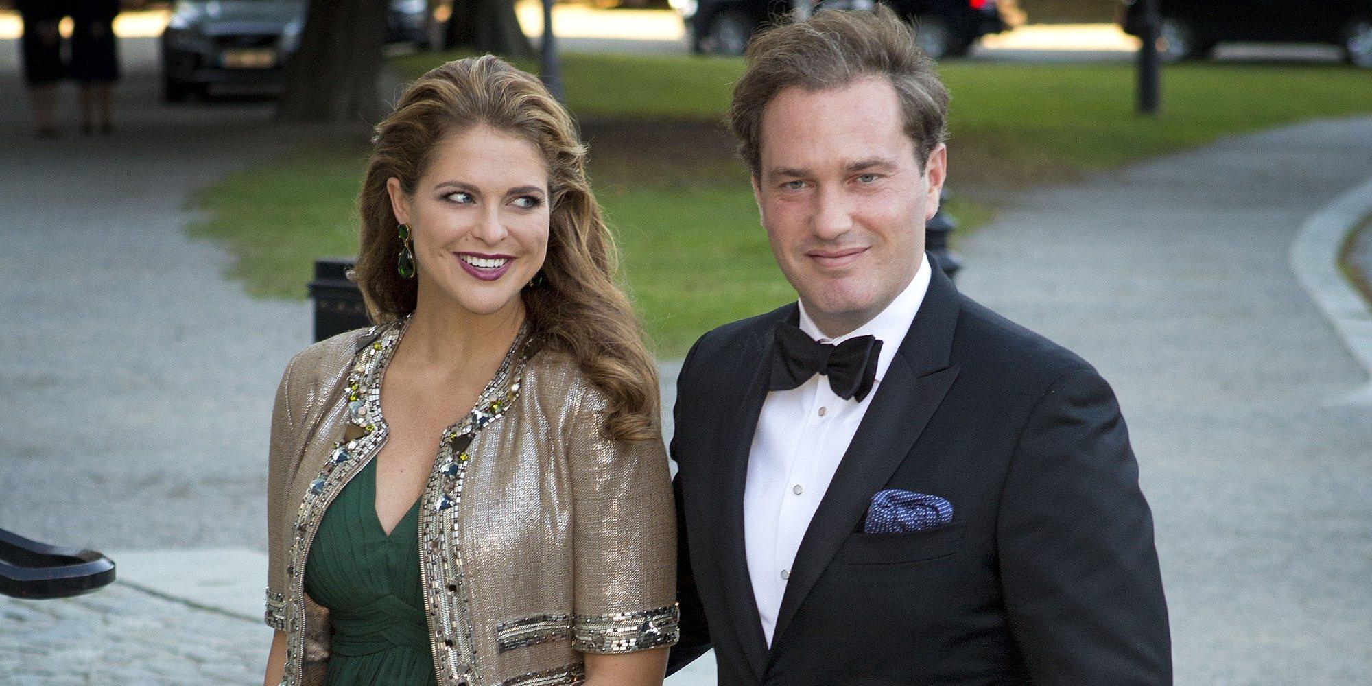 La confirmación del regreso de Chris O'Neill a Suecia y el deseo que Magdalena de Suecia no podrá cumplir