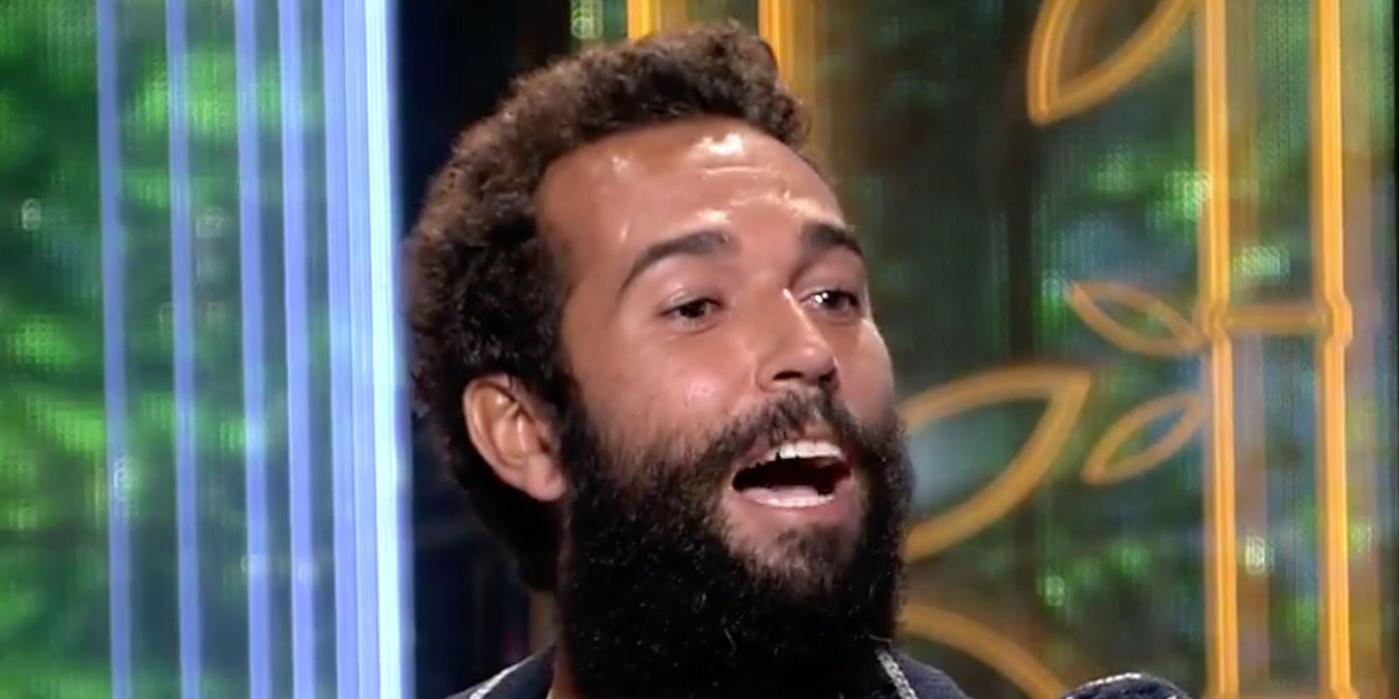 Omar Sánchez protagoniza un tenso encuentro con Rafa Mora en 'Supervivientes 2021'