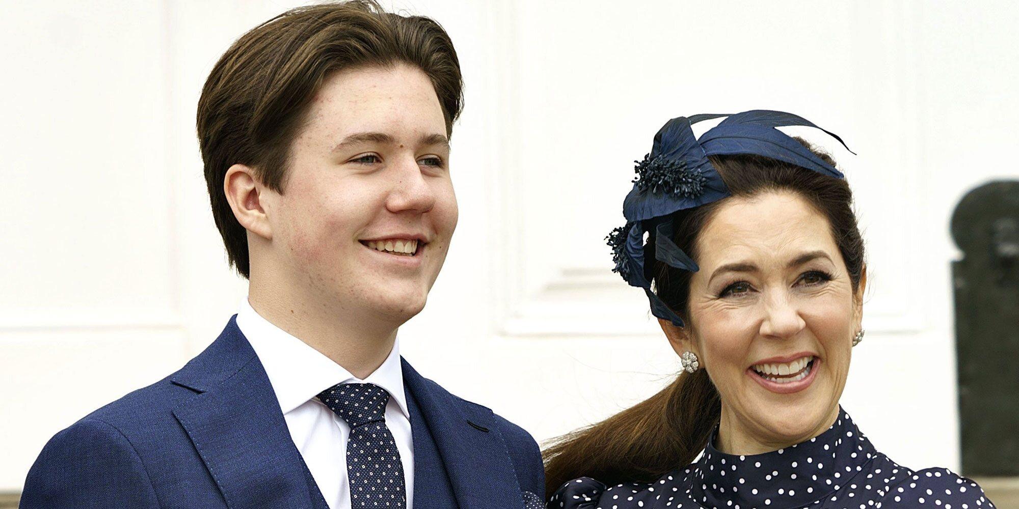 La polémica de Mary de Dinamarca y Christian de Dinamarca por sus privilegios en su viaje a Reino Unido por la Eurocopa