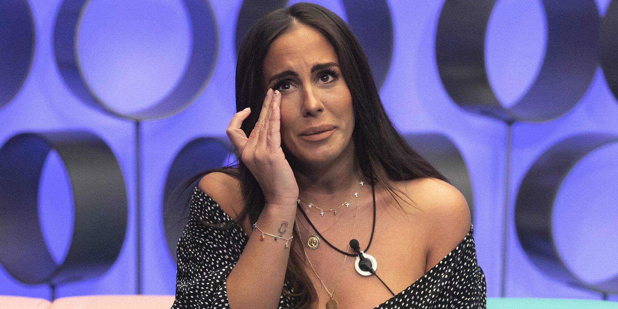 Anabel Pantoja tiene que volver al hospital tras la fiesta que le organizó a Omar en su regreso a Canarias