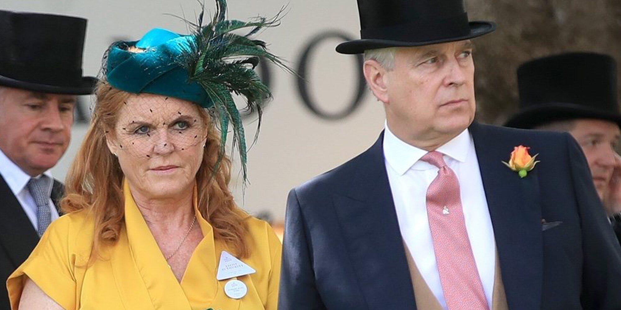 Sarah Ferguson sigue defendiendo a su exmarido el Príncipe Andrés en el caso de Jeffrey Epstein