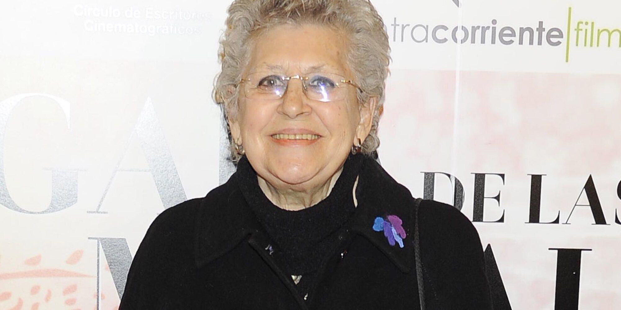 Muere Pilar Bardem a los 82 años a causa de una enfermedad pulmonar