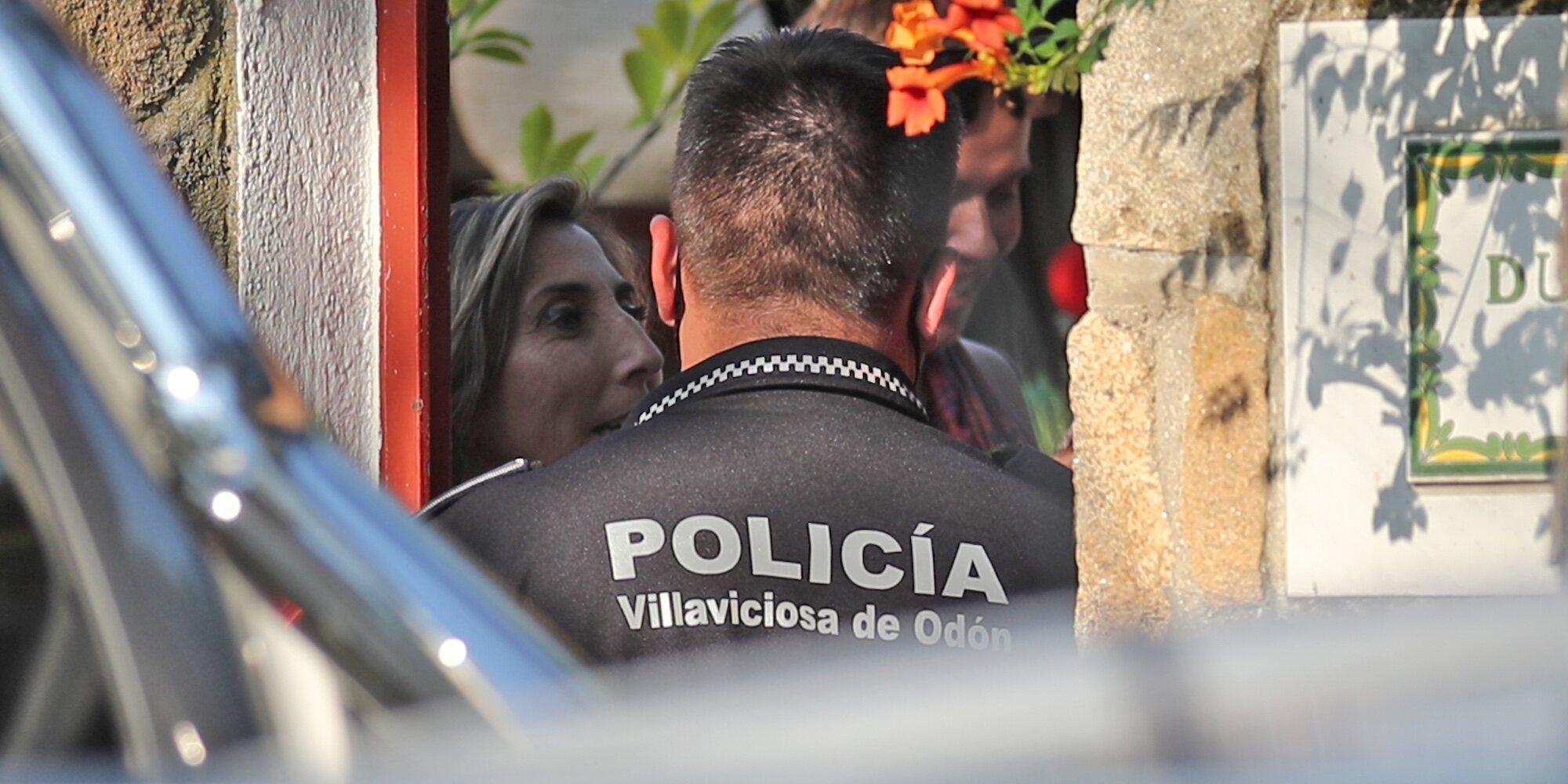 La Policía acaba en casa de Paz Padilla por los numerosos ruidos por su fiesta tardía de Carnaval