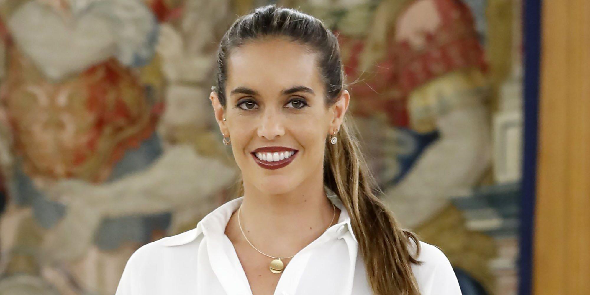 El enfado de Ona Carbonell por no haberle permitido viajar con su hijo a los Juegos Olímpicos de Tokyo 2020